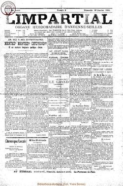 39e annee - n4 - 27 janvier 1924