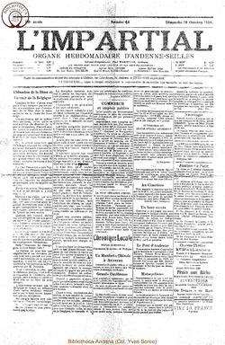 39e annee - n42 - 19 octobre 1924