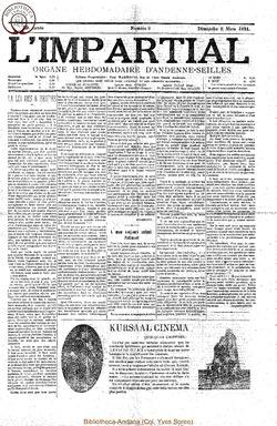 39e annee - n9 - 2 mars 1924