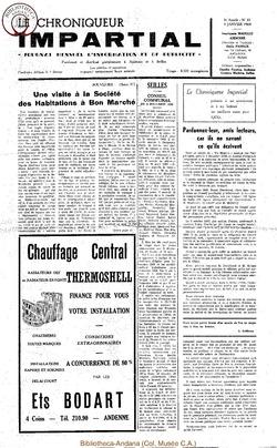 3e année - n35 - 8 janvier 1969