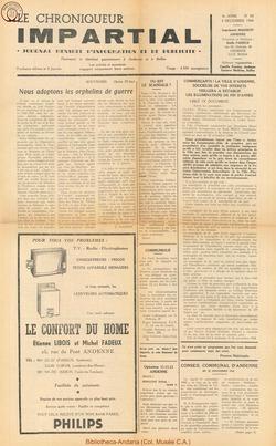 3e annee - n34 - 4 decembre 1968