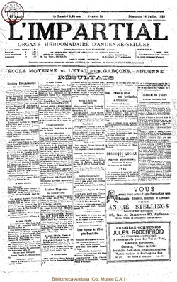 48e annee - n25 - 16 juillet 1933