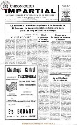 4e année - n39 - 7 mai 1969