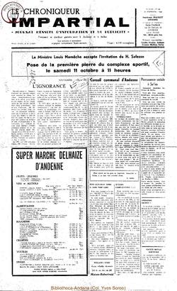4e année - n43 - 10 septembre 1969