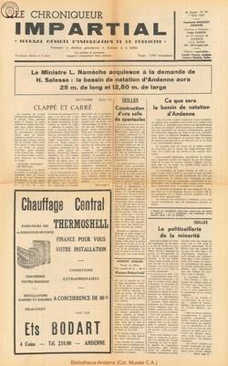 4e annee - n39 - 7 mai 1969