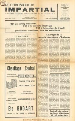 4e annee - n41 - 2 juillet 1969