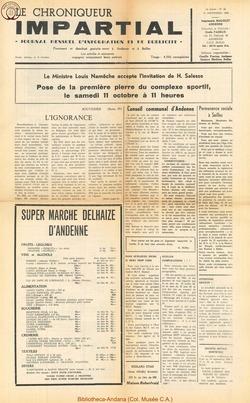4e annee - n43 - 10 septembre 1969