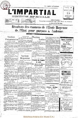 52e annee - n29 - 15 juillet 1936
