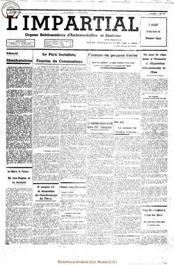 55e annee - n18 - 11 juin 1939