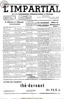 56e annee - n11 - 24 mars 1940