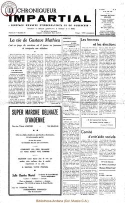 5e année - n54 - 12 août 1970