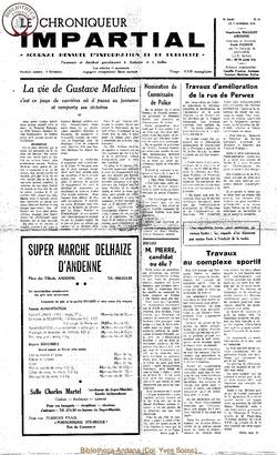 5e année - n56 - 7 octobre 1970