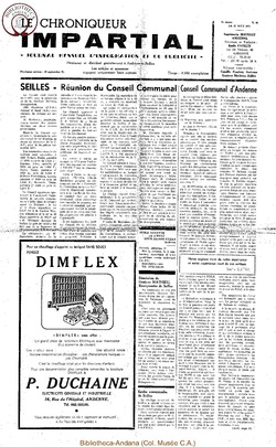 5e année - n66 - 25 août 1971