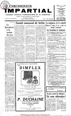 5e année - n68 - 27 octobre 1971