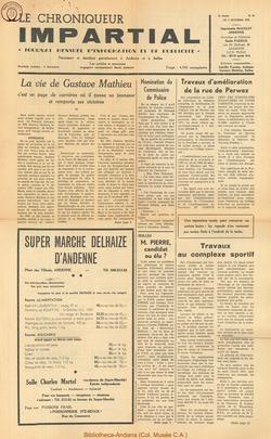 5e annee - n56 - 7 octobre  1970