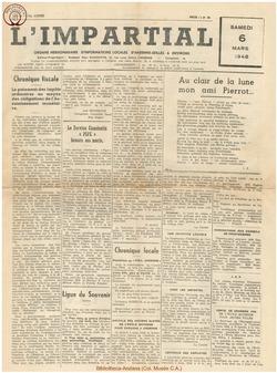 64e annee - n10 - 6 mars 1948