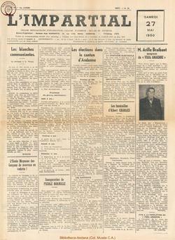 66e annee - n19 - 27 mai 1950