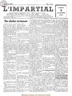 66e annee - n47 - 9 decembre 1950
