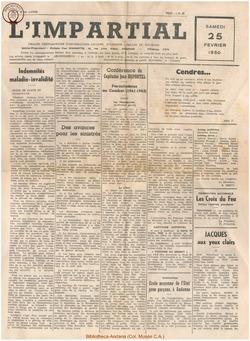 66e annee - n8 - 25 février 1950