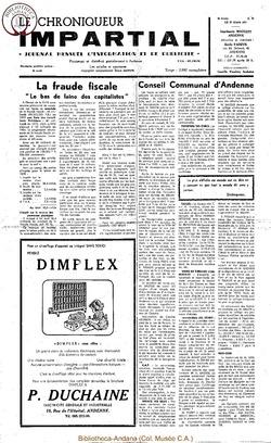 6e année - n73 - 29 mars 1972