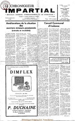6e année - n75 - 31 mai 1972