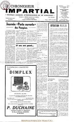 6e année - n79 - 4 octobre 1972