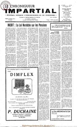 6e année - n81 - 6 décembre 1972