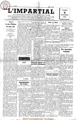 73e annee - n47 - 8 decembre 1956
