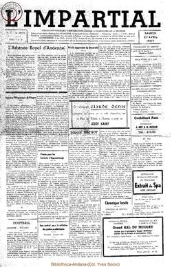 74e annee - n17 - 27 avril 1957