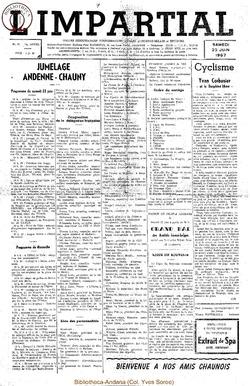 74e annee - n25 - 22 juin 1957