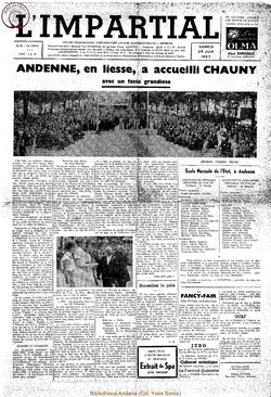 74e annee - n26 - 29 juin 1957