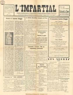 75e annee - n27 - 12 juillet 1958