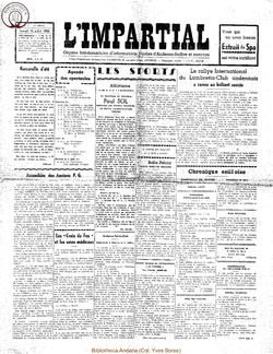 75e annee - n28 - 26 juillet 1958