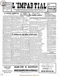 77e annee - n26 - 2 juillet 1960