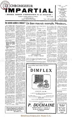 7e année - n87 - 27 juin 1973