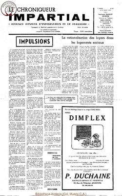 7e année - n89 - 29 août 1973
