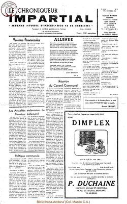 7e année - n91 - 31 octobre 1973