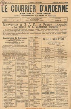 7e annee - n43 - 26 octobre  1930