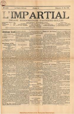 43e annee – n21 – 27 mai 1928