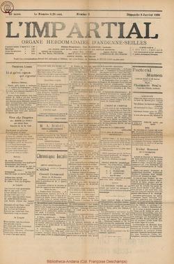 43e annee – n2 – 8 janvier 1928