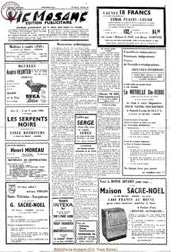 Publicitaire 1 août 1964