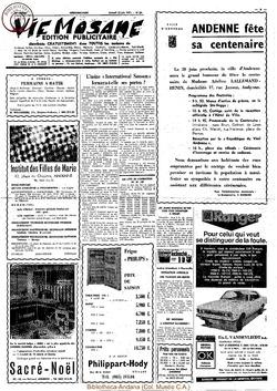Publicitaire 12 juin 1971