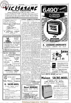 Publicitaire 19 septembre 1964