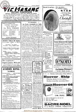 Publicitaire 2 juillet 1966