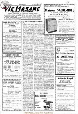 Publicitaire 21 août 1964
