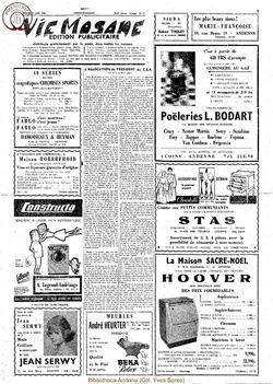 Publicitaire 25 avril 1964