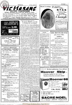 Publicitaire 25 juin 1966