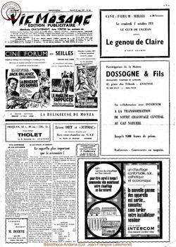 Publicitaire 25 septembre 1971