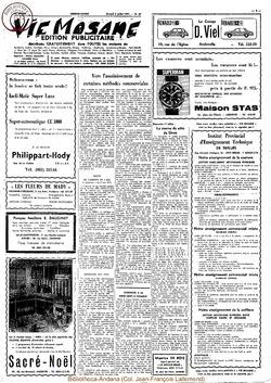 Publicitaire 3 juillet 1971