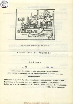 Staple 1981-3
